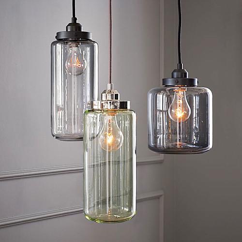Лампы из стекла своими руками